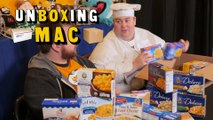 UnBoxing Mac 18: Kraft Deluxes, Cheese Club, Simply Nature, and Full Circle