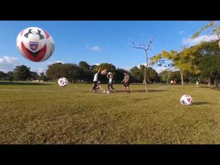 Special The Miami FC #MannequinChallenge - Front Office FootGolf Edition