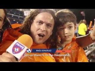 Sights & Sounds: The Miami FC vs North Carolina FC