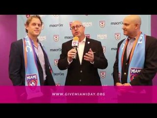 The Miami FC Foundation Launched With #GiveMiamiDay Match Minutes