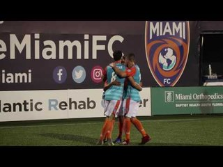 Sights & Sounds: The Miami FC vs Jacksonville Armada FC