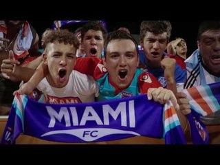 Sights & Sounds: The Miami FC vs Atlanta United FC