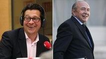 """Laurent Gerra imitant Gérard Collomb : """"Expulser 80 migrants à l'heure, ce n'est pas assez !"""""""