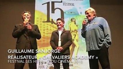 Draculi & Gandolfi - Festival  - Les Hérault du cinéma et de la télévision
