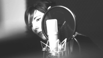 Natacha Andréani en studio - 2016