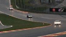 Porsche au circuit de Spa-Francorchamps - 2016