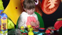 TOP CHEF MC DO • Hamburger et Hot-Dog faits maison ! Kids pretend play fast food - Studio Bubble Tea