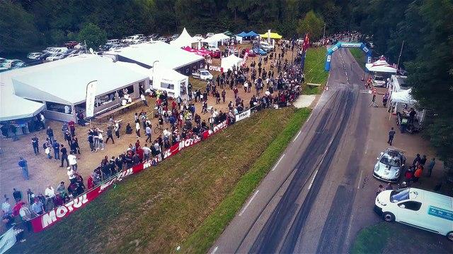 Course de côte de Turckheim 2017 avec Sébastien Loeb