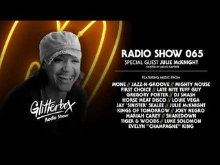 Glitterbox Radio Show 065: Julie McKnight