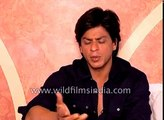 Shah Rukh Khan claims he does not like eating out