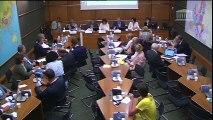 Intervention en commission du développement durable sur le rapport du CESE sur la mise en œuvre de la loi relative à la transition écologique pour la croissance verte