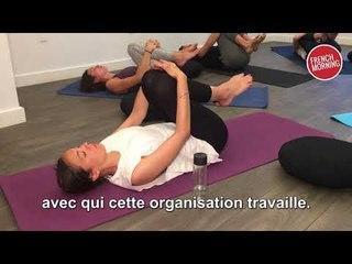 Des cours de yoga thérapeutique autour du monde