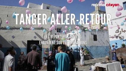 Teaser - Tanger Aller-Retour