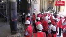 VIDEO. Poitiers : visite du chantier de la future cité judiciaire