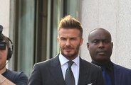 David Beckham designs shoe for Adidas' Prouder campaign