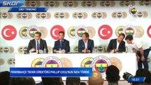 Fenerbahçe'nin yeni teknik direktörü Phillip Cocu imzayı attı! İşte ilk sözleri
