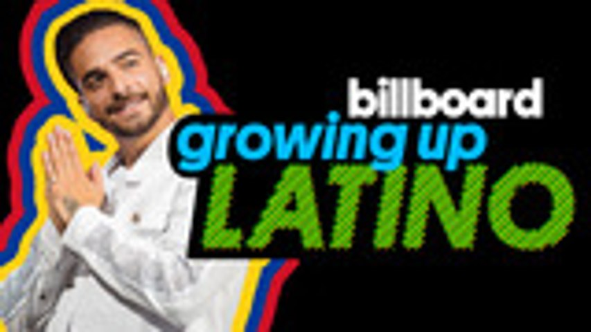 Maluma Admits Thalia Is His Biggest Telenovela Crush | Growing Up Latino