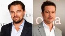 Leonardo DiCaprio Shares First Look at Tarantino's Next Film | THR News