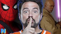 Kevin Smith Responds To Rumors of His Involvement With Marvel & Star Wars