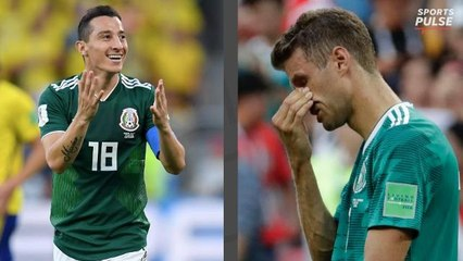 Germany's historic failure proves to be Mexico's saving grace