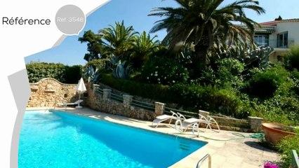 A vendre - Maison/villa - Les issambres (83380) - 6 pièces - 250m²