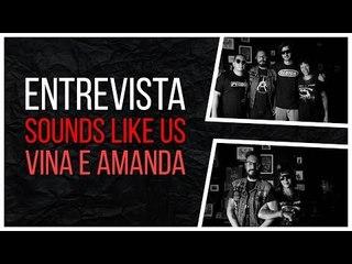 Meninos da Podrera - Sounds Like Us (Vina e Amanda) - S04E06