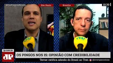 Os Pingos Nos Is  - 27/06/18