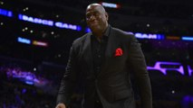 Tiki and Tierney: Magic Johnson says he'll step down if Lakers don't land big free agents