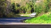 فيديو سيارات رالي تقوم بدرفت جميل، رياضة أكثر من رائعة