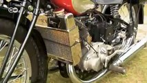 دراجة DKW النارية الكلاسيكية