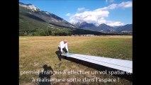 Hautes-Alpes : la légende spatiale Jean-Loup Chrétien à Saint-Crépin