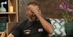 «Καταστράφηκα...» αναφώνησε ο Iron Mike μόλις είδε το video έκπληξη που του έστειλαν οι φίλοι του με την ομάδα του ενόψει και της γιορτής του. Απολαύστε το vide