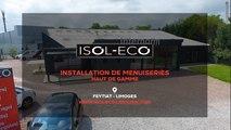 ISOL-ECO : Entreprise de menuiseries extérieures haut de gamme à Feytiat