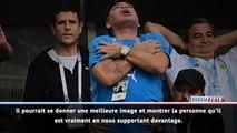 Le coin des supporters - L'amour-haine des supporters argentins envers Maradona