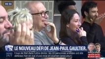 Jean-Paul Gaultier prépare son cabaret burlesque