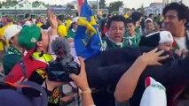 'Kahraman bir Güney Kore' taraftarı kendini Meksikalıların arasında bulursa...