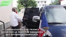 """Le bras de fer se poursuit. """"il faut une solution caillou"""", a déclaré, le ministre des Affaires Étrangères, Souef Mohamed El-amine, à la sortie de la rencontre"""