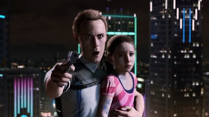 David Cage talks Detroit: Become Human with Player Attack Part 1 [SE6 EP08 - 3/4]