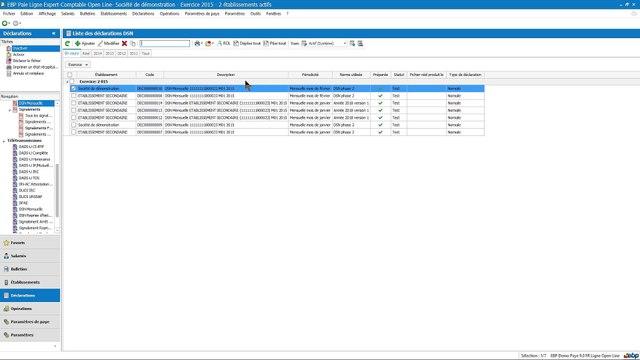 TUTO - Transmette ma DSN dans EBP Paie Open Line