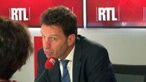 """Geoffroy Roux de Bézieux : """"Je veux incarner un Medef qui s'interroge sur le travail de demain"""""""
