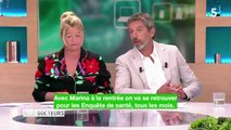 """France 5: """"Marina Carrère d'Encausse va enfin pouvoir """"présenter en paix"""" le mag de la santé !! Bye bye Michel Cymès"""""""