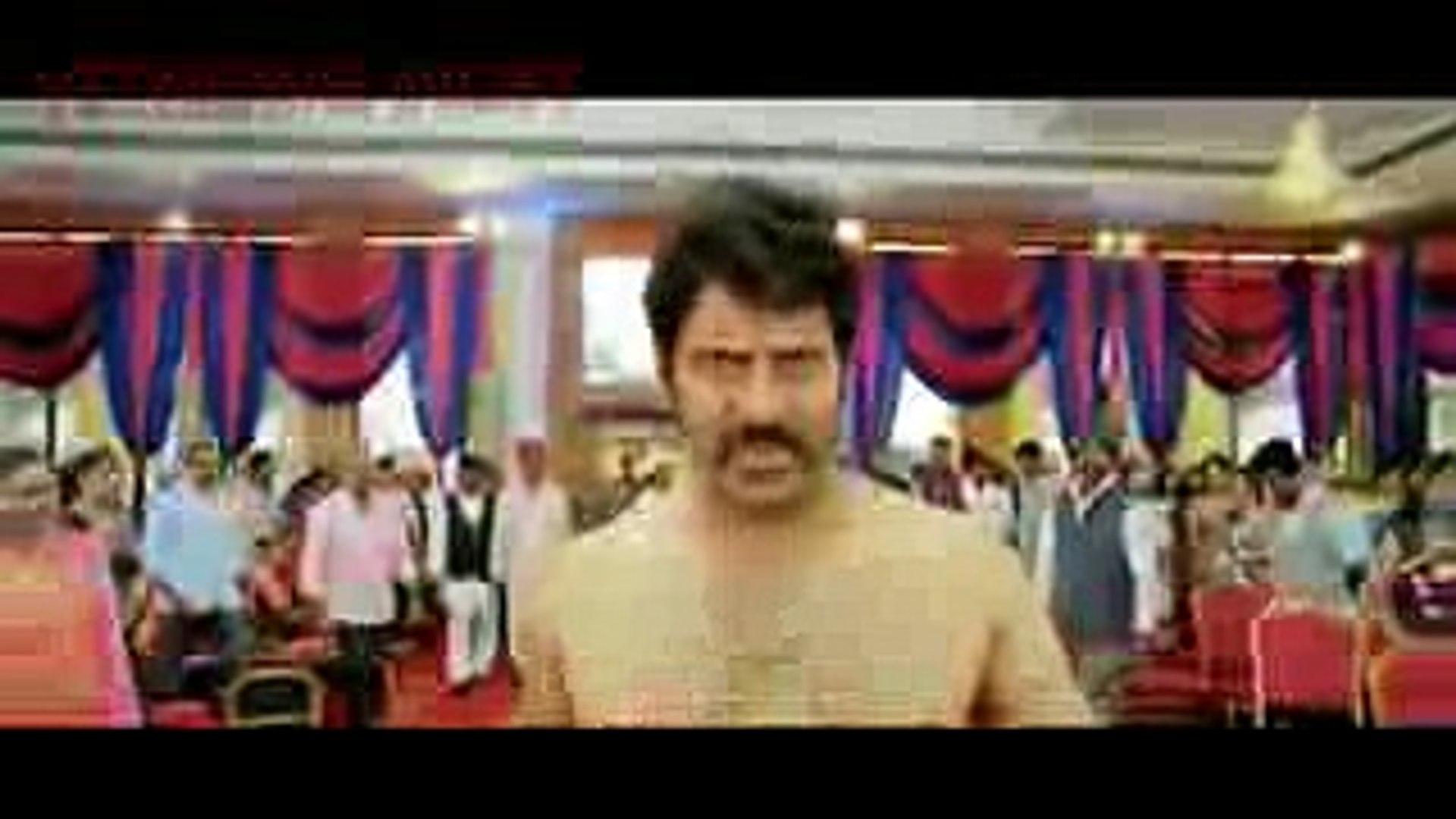 Vikram Hindi Dubbed South Indian Movie Trailer--Saamy2 -- 2018 HD -- Latest  South Indian movie trai