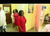 Don d'échographes et autres matériels sanitaires de la Fondation Sylvia Bongo au service accouchement du CHU de Libreville