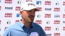 HNA Open de France (T1) - La réaction de Grégory Havret