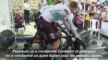 """Pour Hinault, Froome """"n'a pas sa place"""" dans le peloton du Tour"""