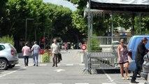 Digne-les-Bains : Gregory Roose du Rassemblement National appelle au rassemblement des droites