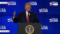 Trump: Ronald Reagan Didn't Win Wisconsin