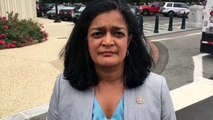 Rep. Pramila Jayapal Arrested While Protesting Trump Admin's Immigration Policy