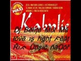 Dj Belite Mix My love is right Feat Rif music Nador