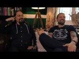 Amorphis interview - Esa Holopainen and Tomi Joutsen (part 2)